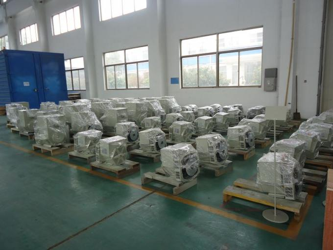 40kw 50kva 1800rpm Self Excited Three Phase AC Generator For Generator Set 0