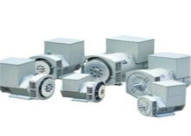 চীন Brushless Double Bearing 3 Phase Alternator 91kw / 114kva 1500rpm/ 1800rpm পরিবেশক